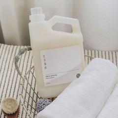 생활도감 세탁 섬유유연제 1L