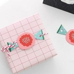 딸기맛 캔디택(10개)
