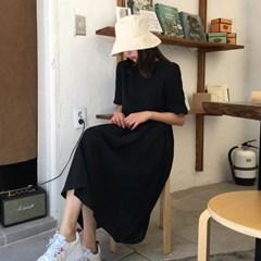 [MADE] 코튼 셔링 원피스 (2colors)