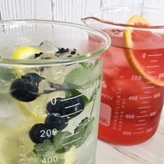 레토 글라스 계량컵 (내열강화유리)