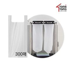 [토마톰스]하이드 분리수거함 전용비닐 100매 3개_(2055995)
