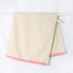 핑크 블로썸 타월