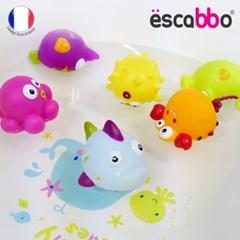 [ESCABBO]에스까보 아기바다 목욕놀이 6PCS