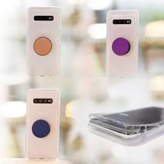 아이폰6s DobleTok 그립톡 풀커버 젤리 케이스