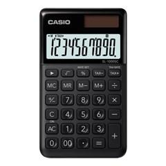 [CASIO] 카시오 SL-1000SC 일반용 컬러계산기