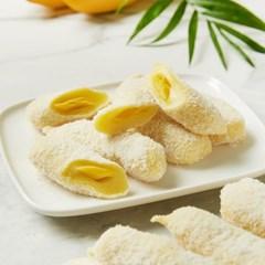 [행복담은식탁] 과일맛 아이스떡 간식용 바나나찰떡 외 2종