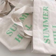 summerhill logo bag