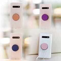 아이폰6s ClearTok 그립톡 투명 젤리 케이스