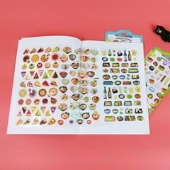 마인드웨이브 음식 푸드 스티커 시리즈2탄