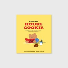 Cookie bear-yellow(엽서)_(1206787)
