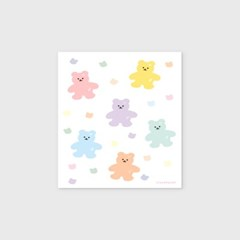 Bear Friends(엽서)_(1206785)