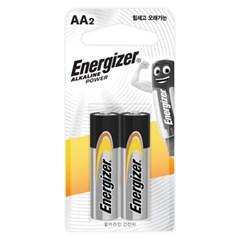 [맥스장터] 에너자이저  알카라인 AA2입*20조(40알)