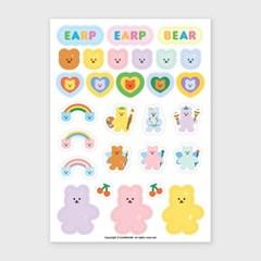 Bear friends(스티커)