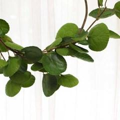 둥근잎 조화 부쉬