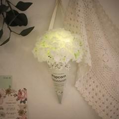 팝콘 블라썸 LED 무드등