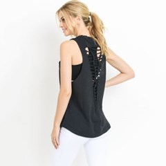 [monob]Cutout Strap Ladder Back Muscle Tee (KT10815)_(2039435)