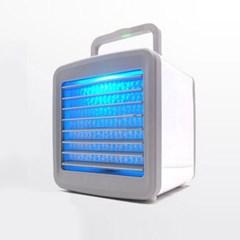 휴대용 이동식 무선 충전 미스트 쿨 미니냉풍기