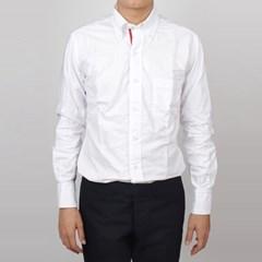 19FW 톰브라운 히든 삼선 옥스포드 셔츠 (화이트) MWL010E 00139 100