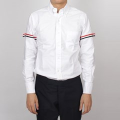19FW 톰브라운 삼선암밴드 옥스포드 셔츠 (화이트) MWL150E 00139 10