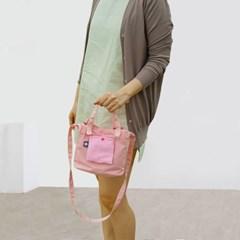 퍼피랑 산책가방 (핑크)