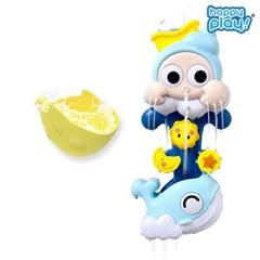 해피플레이 목욕놀이 햇님 달님 샤워기 아기 물놀이 장난감