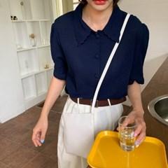 콩스 blouse (2color)