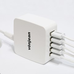본젠 VCC-800 USB 멀티 충전기 + 안스만 18650 배터리 충전기 SET