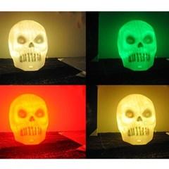 [파티스토리] 할로윈 LED센서해골얼굴모형(초대형)_(1339936)