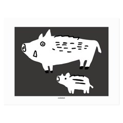 [카멜앤오아시스] Don't Grow UP! 멧돼지 포스터