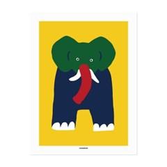 [카멜앤오아시스] Twins – Yellow 코끼리 포스터