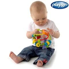 [플레이그로] 아기 첫 학습놀이 공