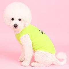 어썸키즈 강아지 여름옷 메쉬쿨나시티 S-4XL