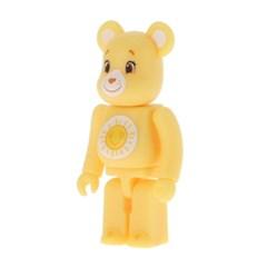 [KINKI ROBOT]100%BEARBRICK FUNSHINE BEAR (1809016)