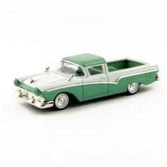 1957 Ranchero (YAT041513GR) 포드 클래식 모형자동차