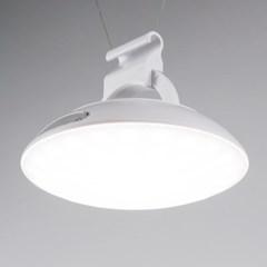 레토 충전식 울트라 LED 캠핑랜턴 낚시 4000LUX LPL-UF03