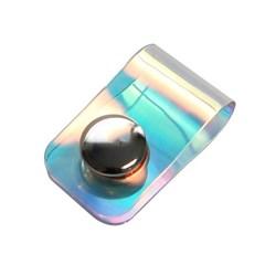 이어폰 충전기 선정리 홀로그램 케이블홀더 4개 세트_(1049071)