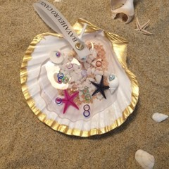 [텐텐클래스] (경기) 바다를 담은 진주 조개 캔들