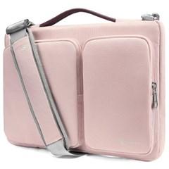 A42 맥북 아이패드프로 노트북 가방 13인치-13.5인치 베이비핑크