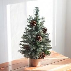 고급그레이솔방울트리 45cm 트리 크리스마스 TRHMES_(1357202)