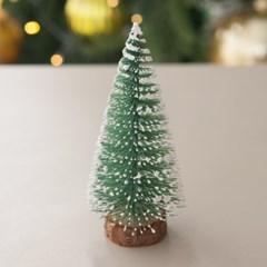 미니그린솔트리 10cm 트리 크리스마스 장식 TRHMES_(1357200)