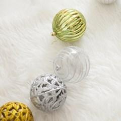 브렌드볼 100mm (4개입) 트리 크리스마스 장식TRBALC_(1357026)