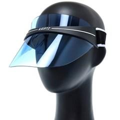 [더그레이]PJX01.캔디컬러 투명 플라스틱 여성 썬캡