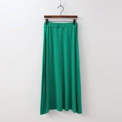 Easy Long Skirt