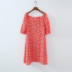 Daisy Off Mini Dress