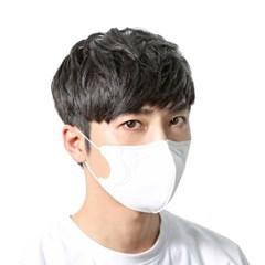 황사 초미세먼지 차단 4단필터 KF94 마스크 3매_(1050918)