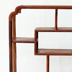 GZMF-008 사각형 화리목 장식장2 좌대 50cm