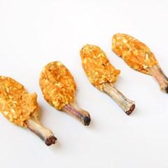 비커밍스튜디오 뼈채먹는 통닭 처갓집닭발치킨 4개