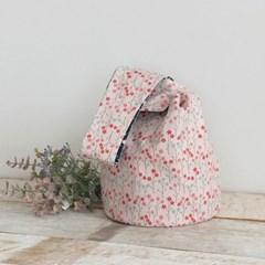 [Fabric] 사랑초 코튼 Pink Oxalis Cotton