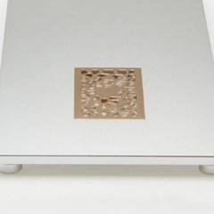 CP7026-P-W 알루미늄 합금 유연 차판 - 실버
