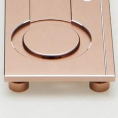 CP6015-Y-G 알루미늄 합금 선취 차판 - 골드핑크